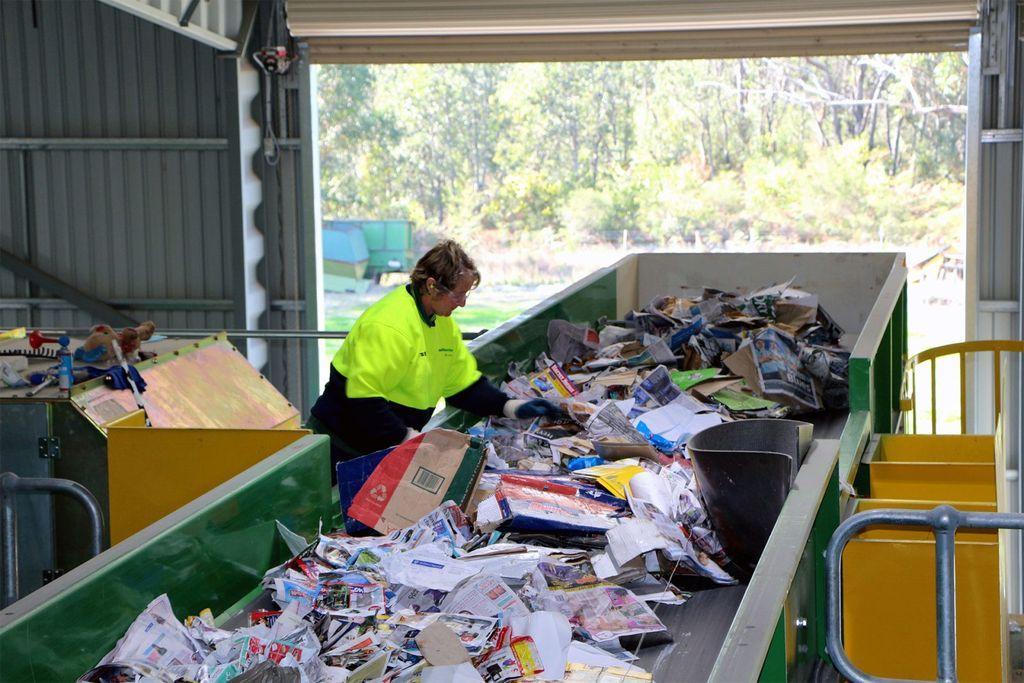 Количество циклов промышленной переработки бумаги