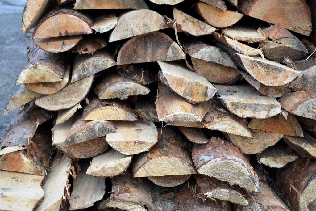Горбыль древесный