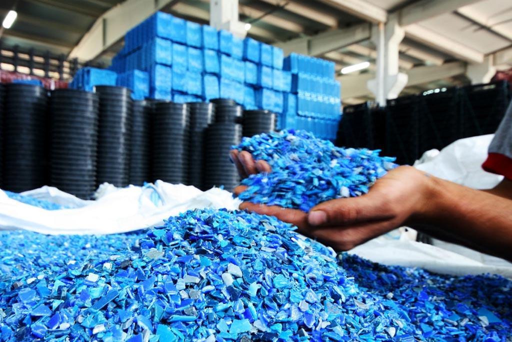 Переработка крупногабаритного мусора. Отходы, применяемые повторно