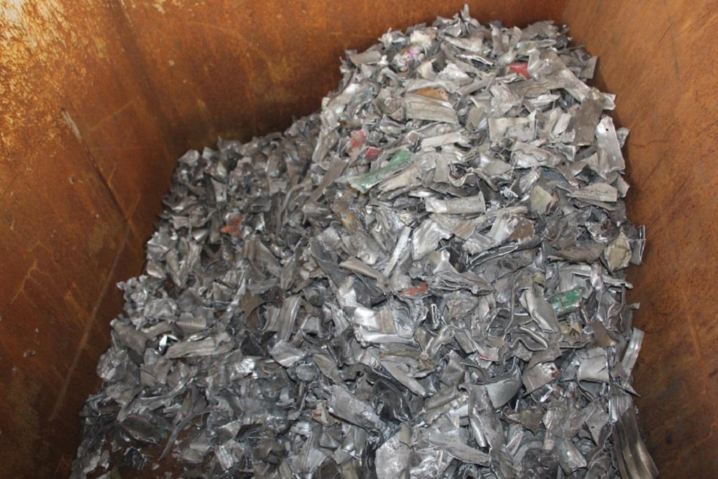 Измельчение отходов