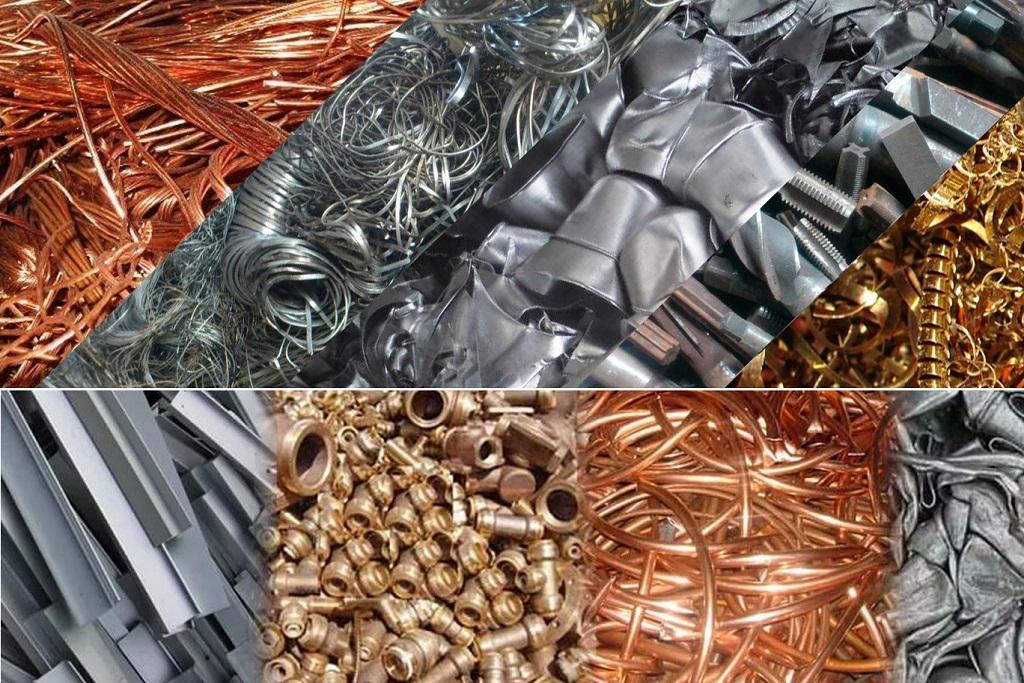 Виды металлолома и их характеристики