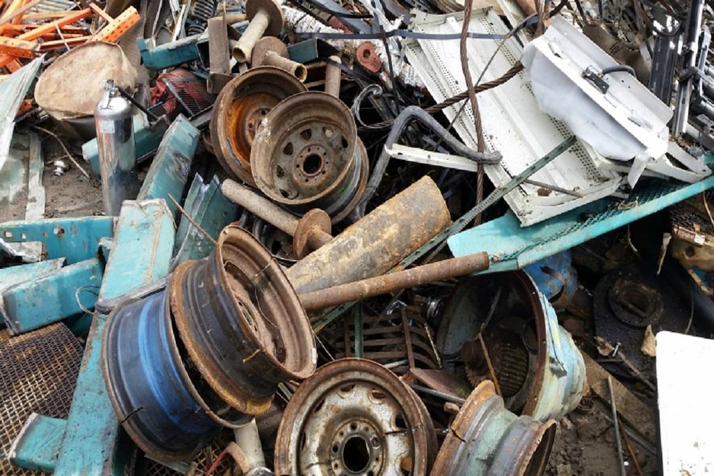 Металлолом для переработки