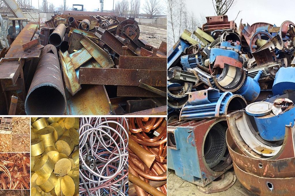 Варианты деятельности предприятий по приему металлолома