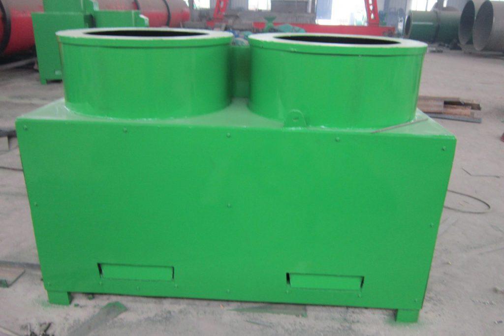 Гранулятор для переработки навоза