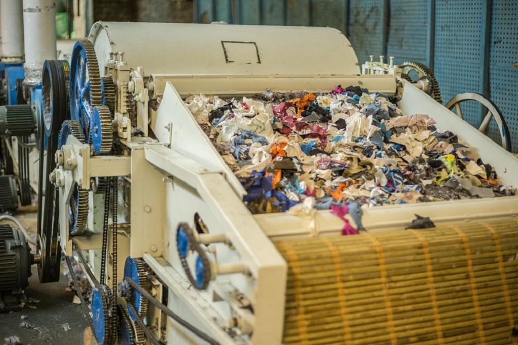 Промышленная утилизация швейных отходов в России