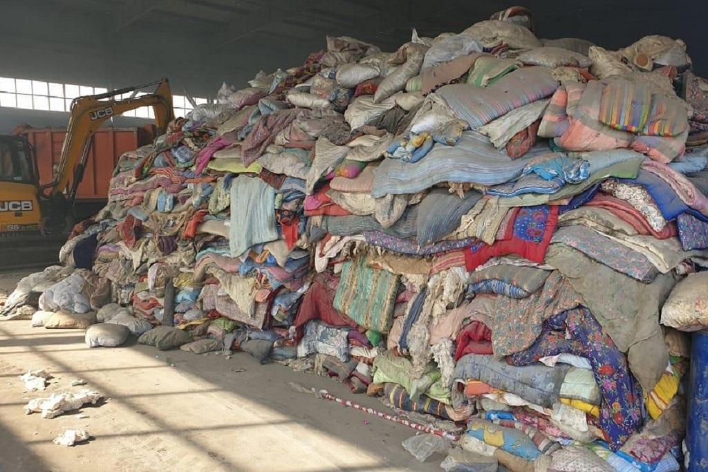 Особенности процесса утилизации отходов из натуральных волокон