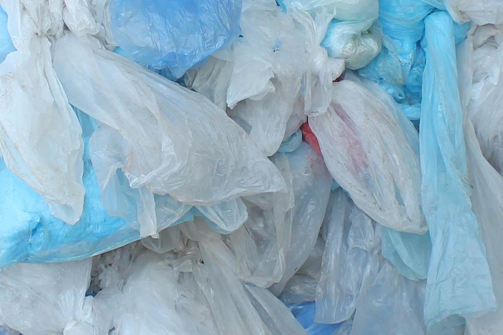 Полиэтиленовая пленка отходы