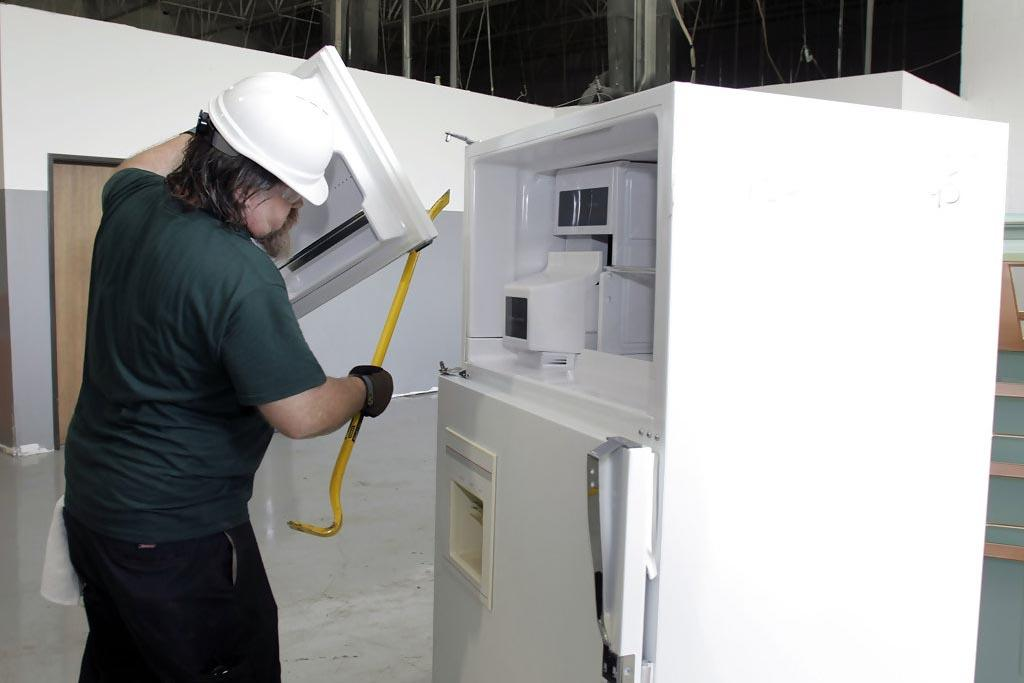 Подготовка к утилизации
