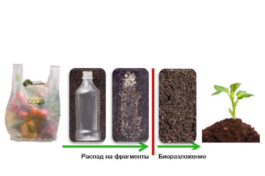 Понятие биоразлагаемости