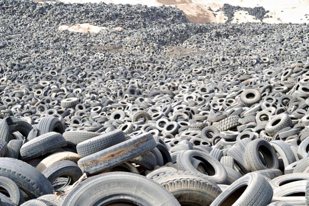 Последствия некорректной утилизации автомобильных шин