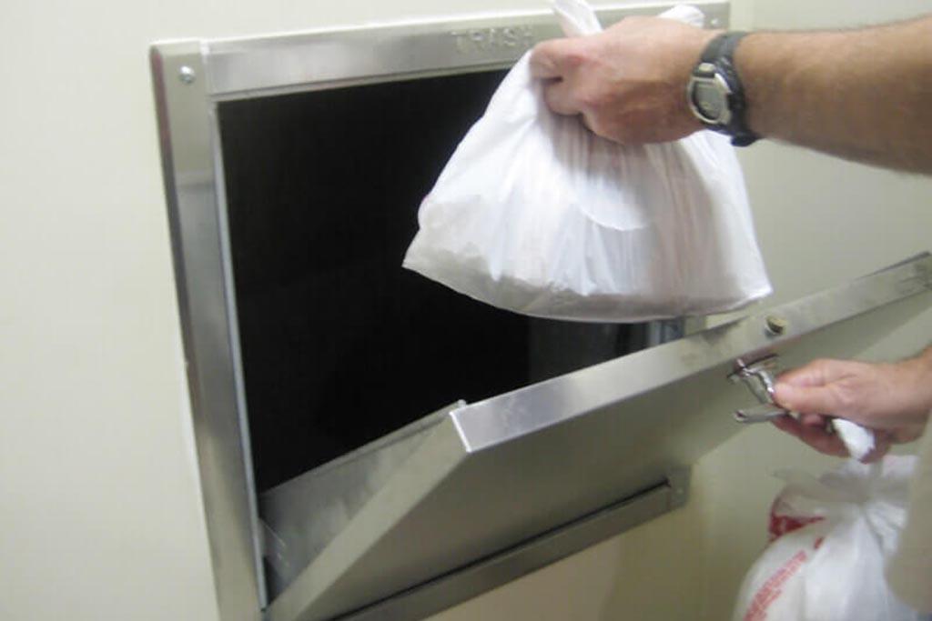 Правила эксплуатации мусоропровода