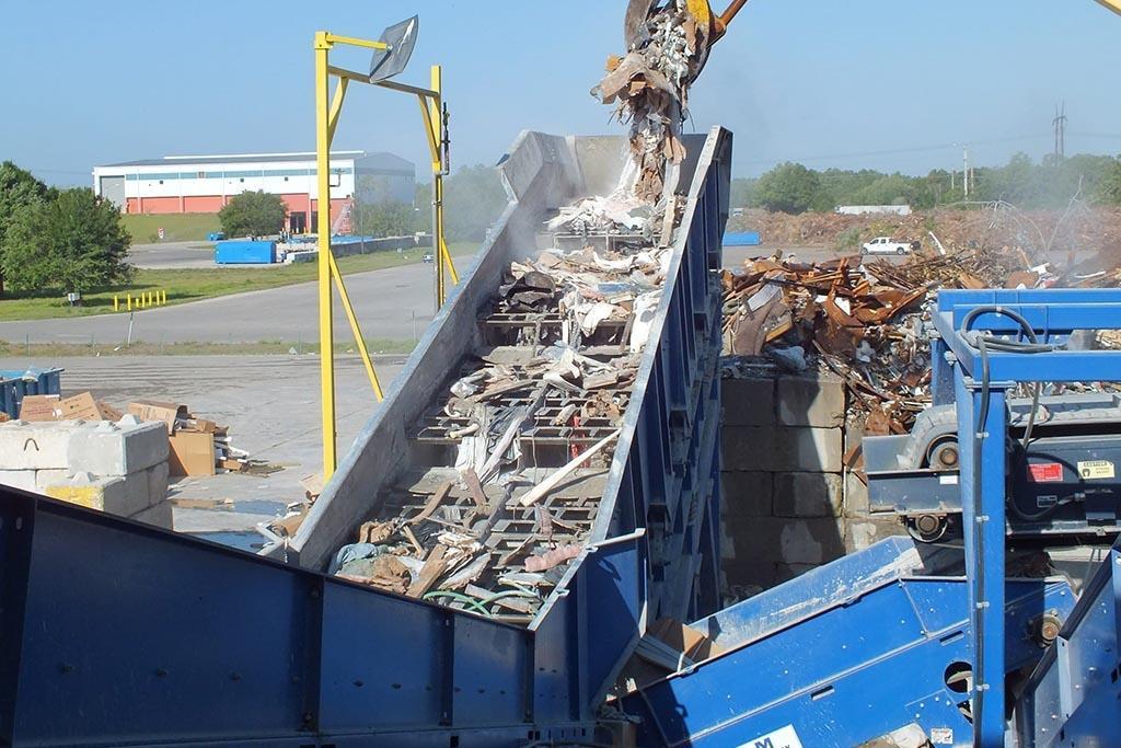 Правила утилизации мусора со стройки