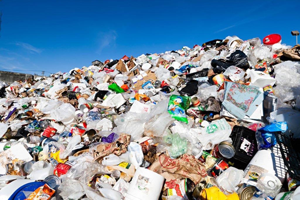 Проблема утилизации пластиковых отходов