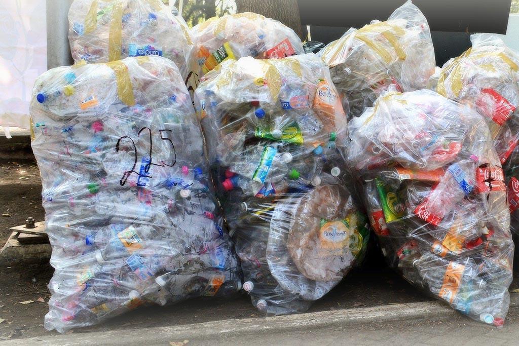 Продажа пластикового утиля