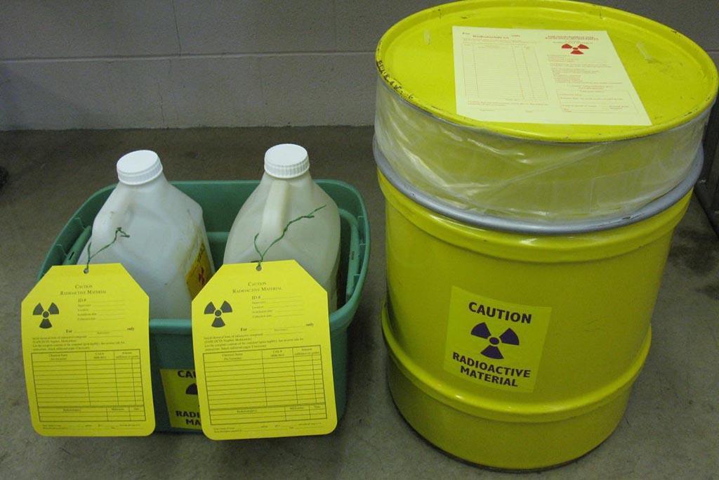 Сбор с определением типа мусора и его сортировкой