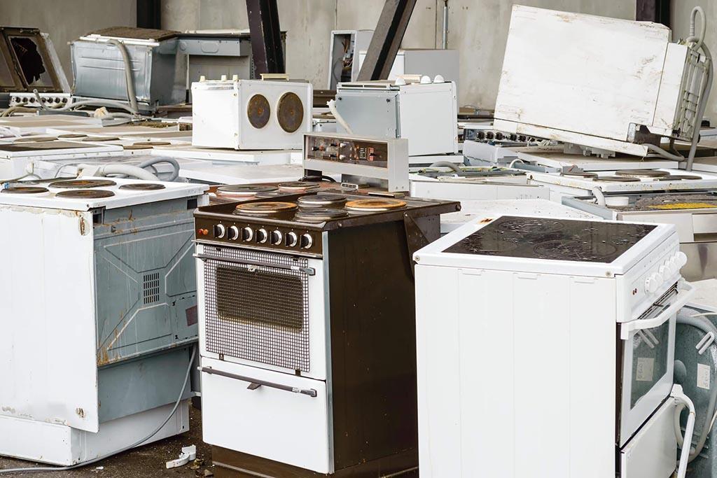 Что делать с плитой на выброс
