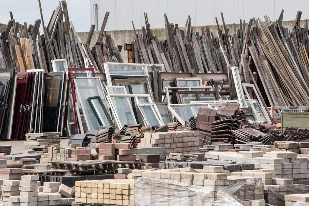 Строительный мусор как отход – что это такое