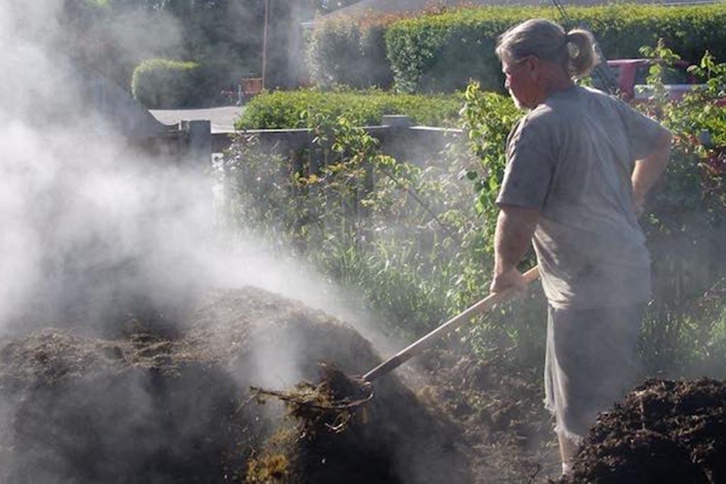 Типы компостирования