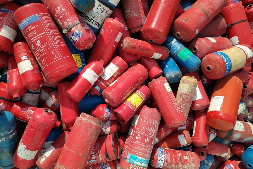 Требования законодательства к утилизации огнетушителей