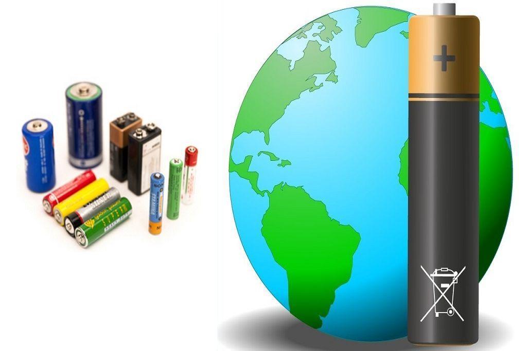 Класс опасности батареек