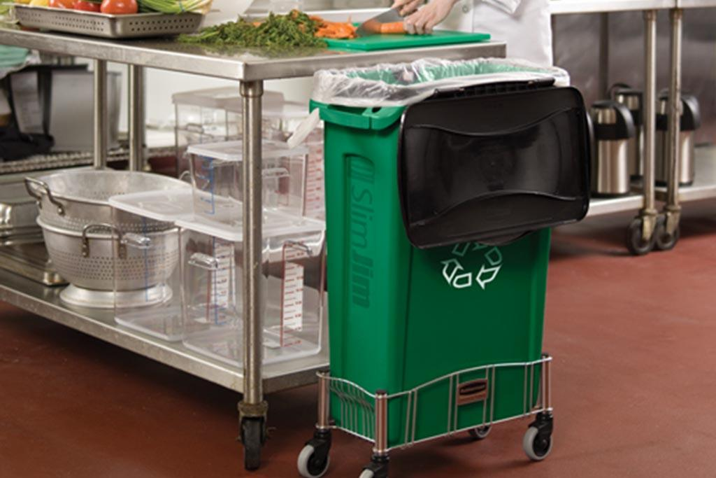 Утилизация биомусора в школе