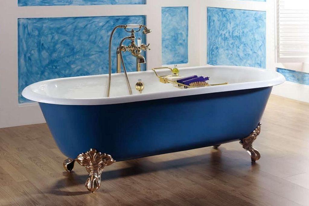 Подарить чугунной ванне новый облик