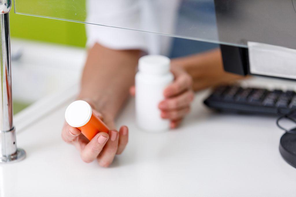 Проверка препаратов