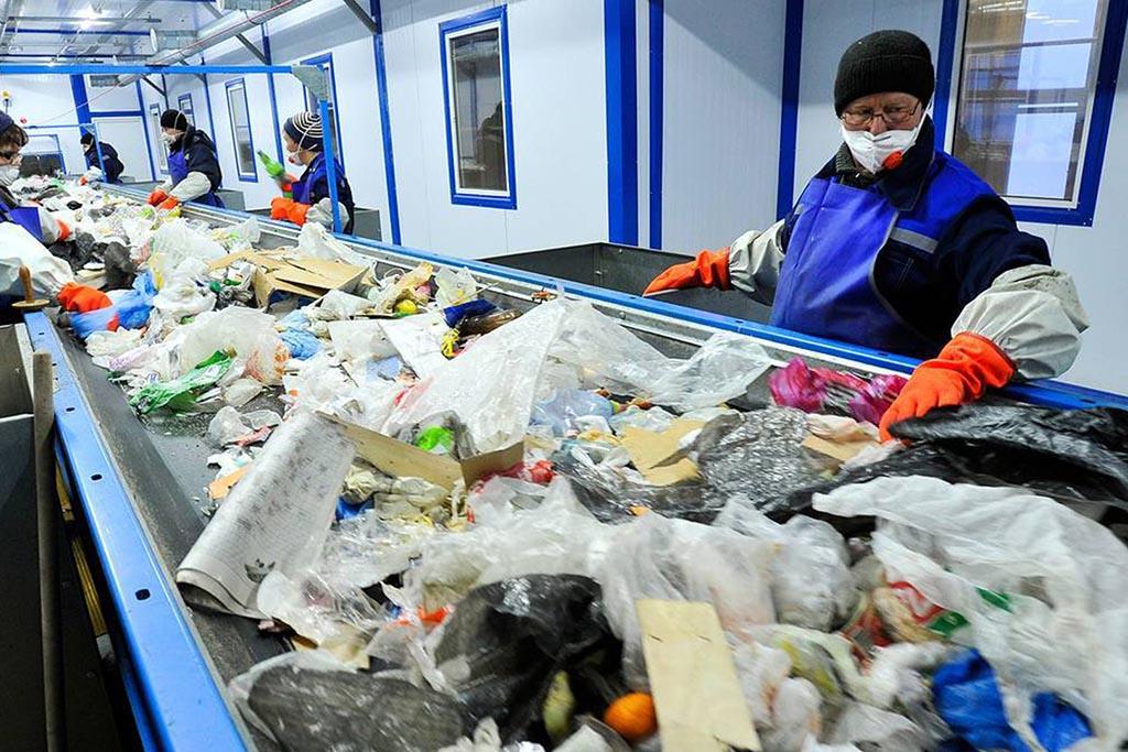 Утилизация отходов в России