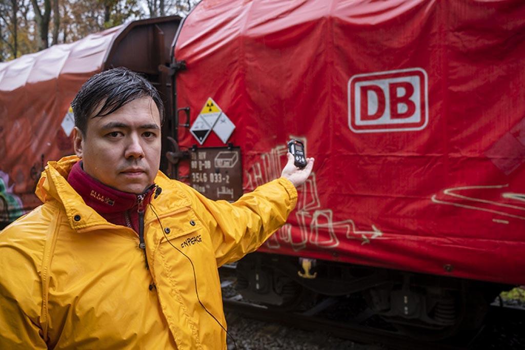 Ввоз опасных отходов в Россию