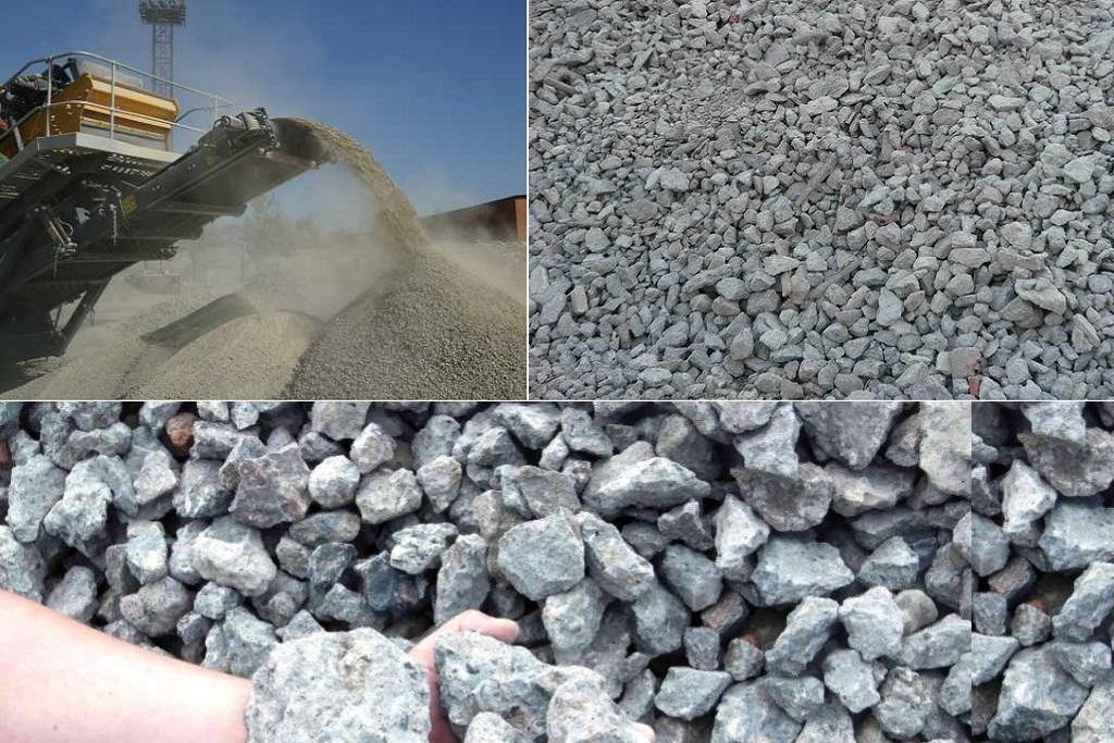 Утилизация дробление бетона