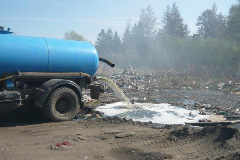 Экологические последствия нарушения процесса утилизации ЖБО