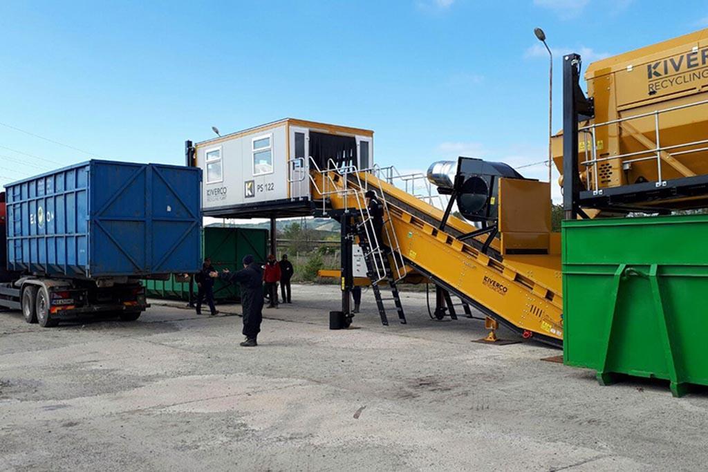Из чего состоит минимальный набор мусороперерабатывающего мини-завода
