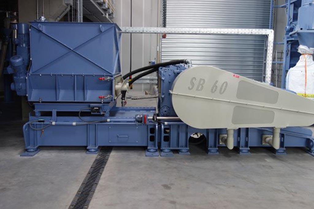 Комплексные установки для переработки пластика
