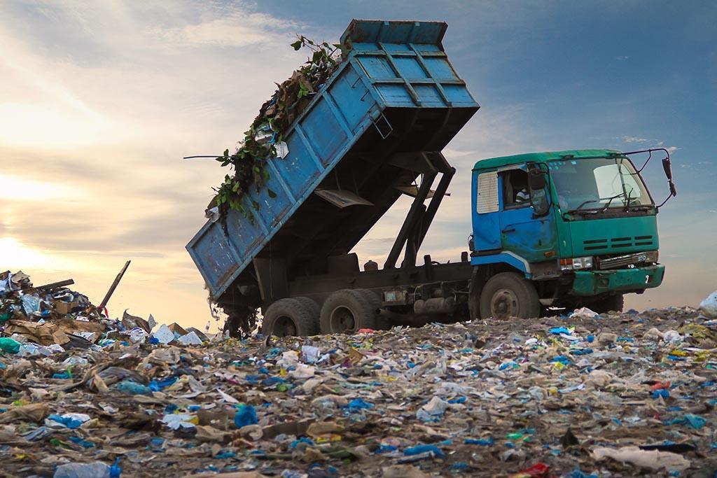 Куда отправляются непригодные для переработки отходы