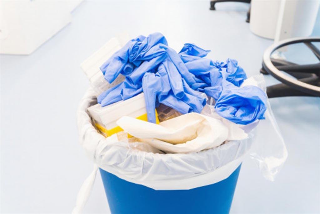 Места и процесс образования отходов Г класса