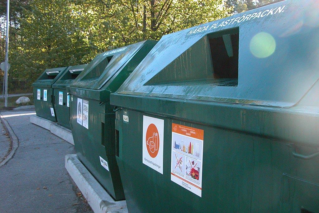 Международная практика утилизации отходов