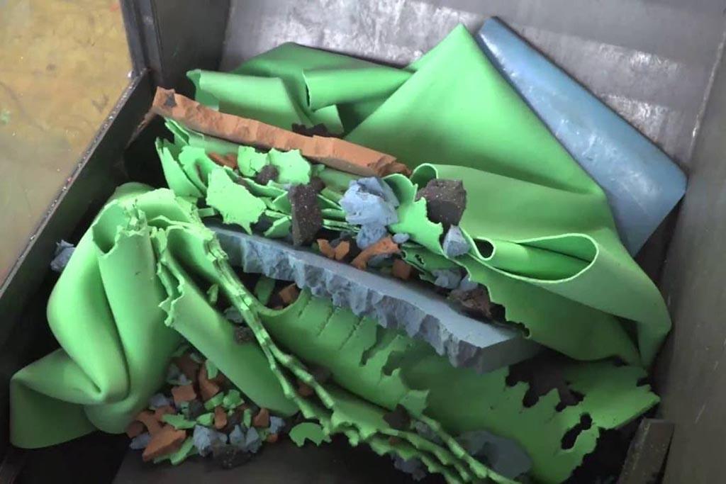 Невостребованные резиновые, пластмассовые изделия