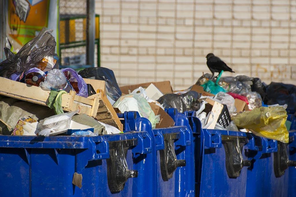 Норматив накопления отходов в регионе