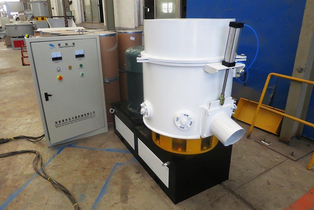 Оборудование для обработки и утилизации вторсырья