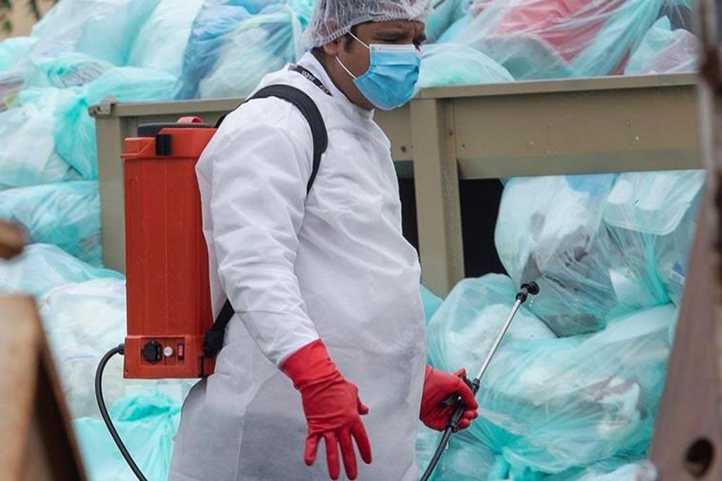 Опасность медицинских отходов, как причина разделения на классы А – Д