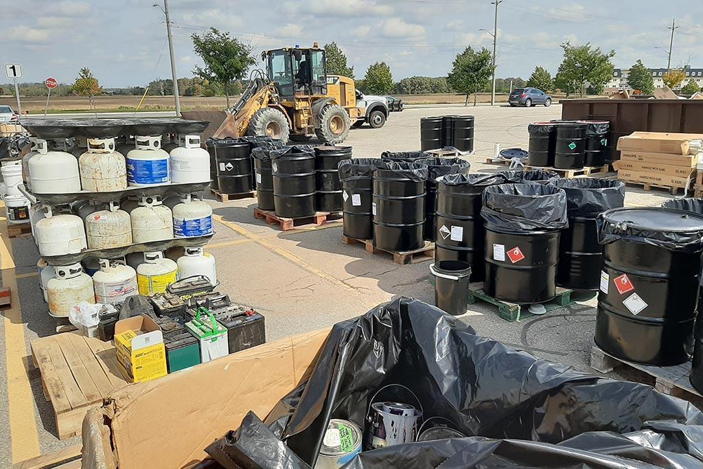 Особенности способов утилизации и уничтожения опасных отходов 1-4 класса