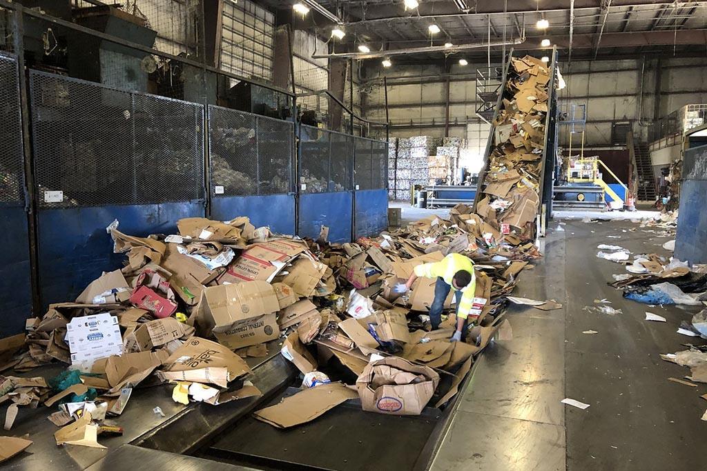 Перспектива развития отрасли переработки мусора и получения нового продукта