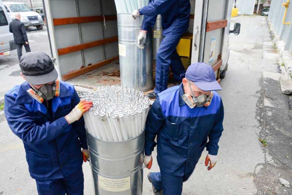 Перспектива создания в России отрасли по переработке отходов I-II классов опасности к 2023 году