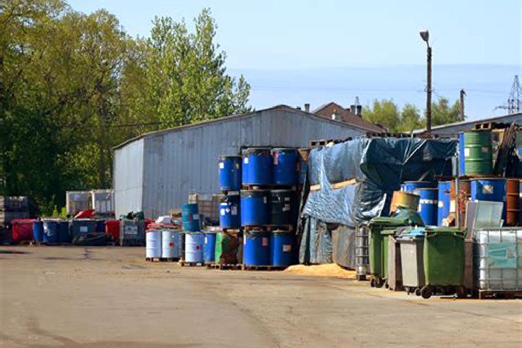 Правила сбора, хранения и накопления опасных отходов