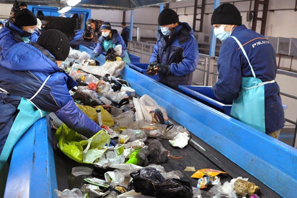 Проблемы бизнеса на мусоре в России