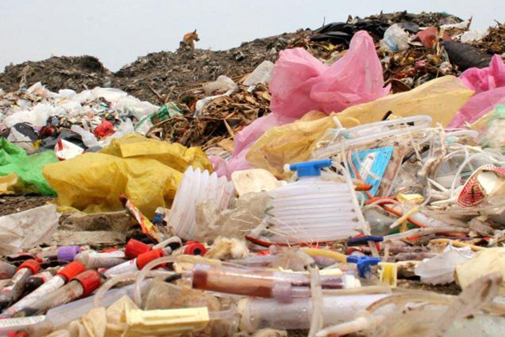 Проблемы утилизации отходов в медицине на территории России