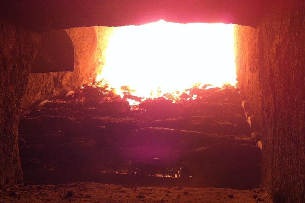 Слоевое сжигание