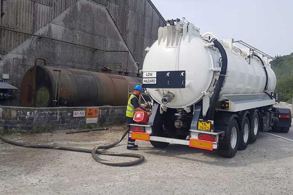 Способы утилизации опасных жидких промышленных отходов