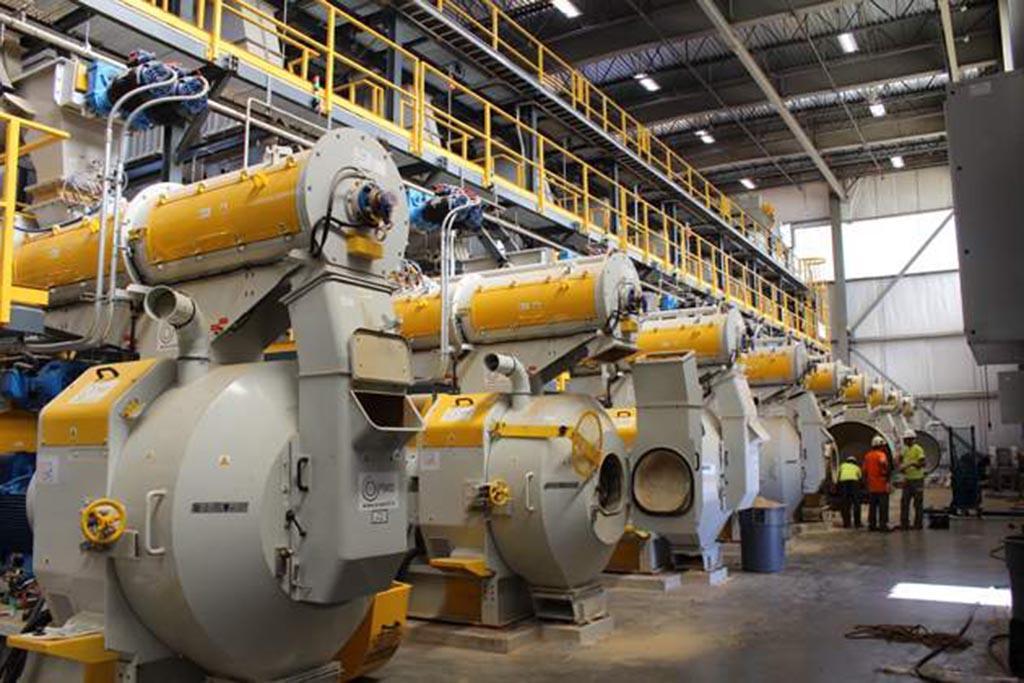 Стоимость линии мини-завода по переработке мусора от европейского производителя