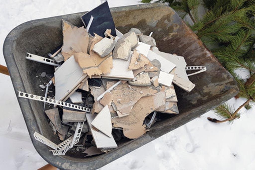 Строительный и ремонтный мусор